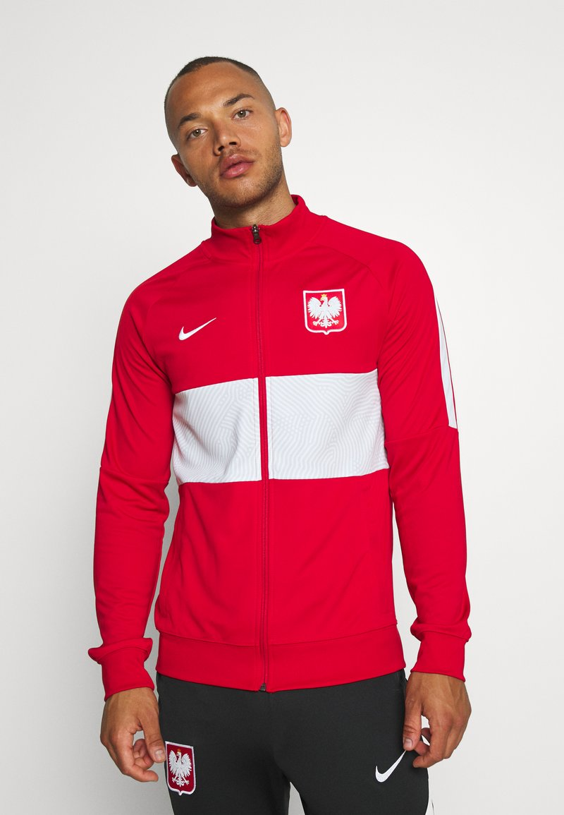Nike Performance - POLEN - Landslagströjor - red/white
