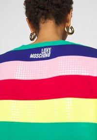 Love Moschino - Jumper dress - multicolor - 3