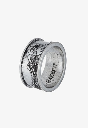 GREAT WAVE BAND - Bague - silver-coloured