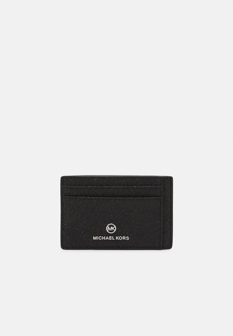 MICHAEL Michael Kors - JET SET CARD CASE - Peněženka - black