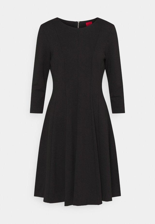 DIAMANDA - Vestido ligero - black