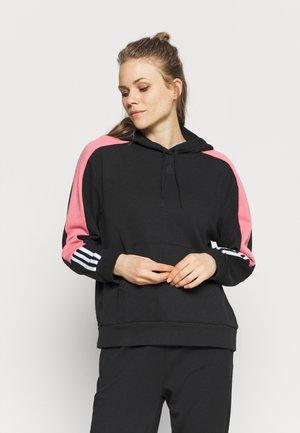 Jersey con capucha - black/hazros/white