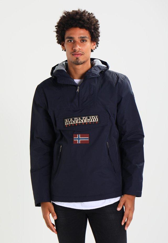 RAINFOREST POCKET  - Winter jacket - blu marine