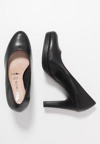 Tamaris - High heels - black matt - 3