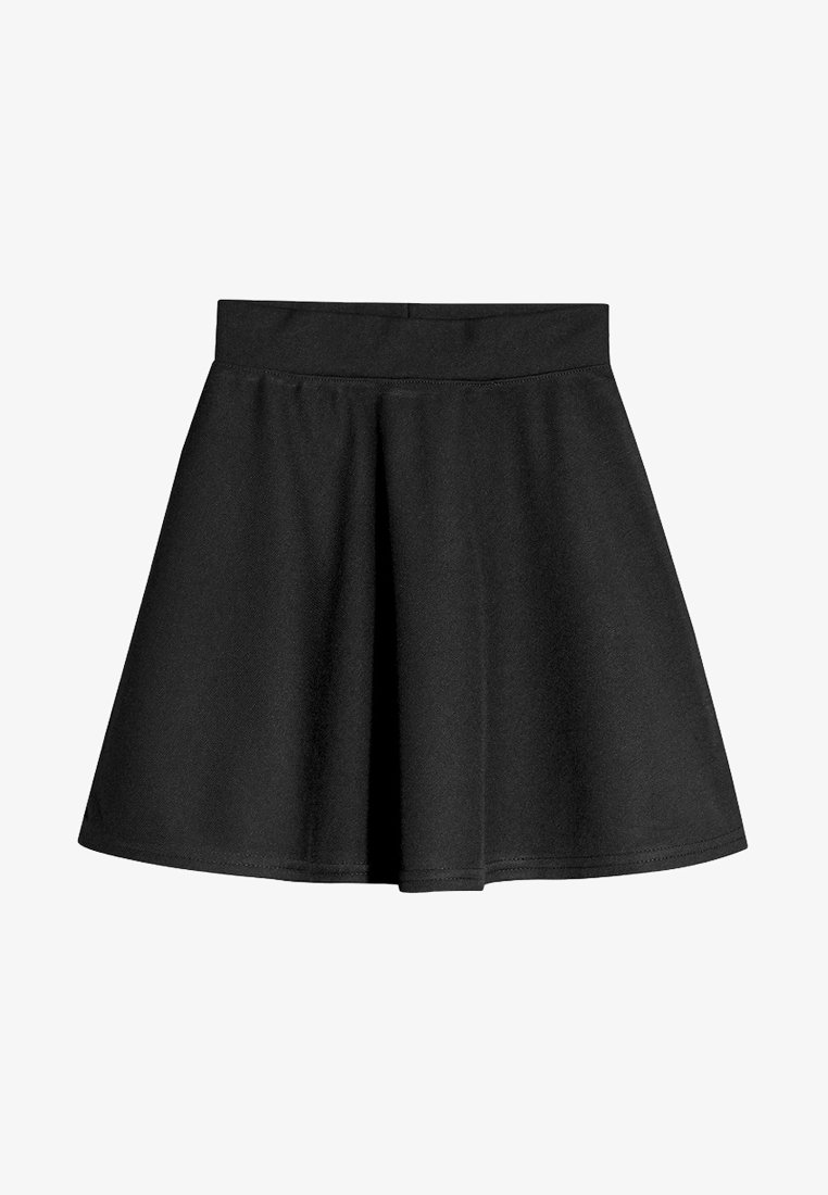 Next - A-line skirt - black