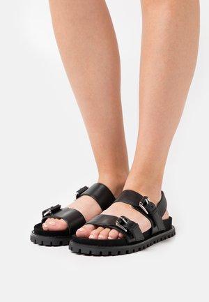 JUDD - Sandals - black