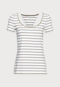 TSHIRT DANCER - Print T-shirt - light khaki