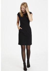 Culture - Shift dress - black - 0