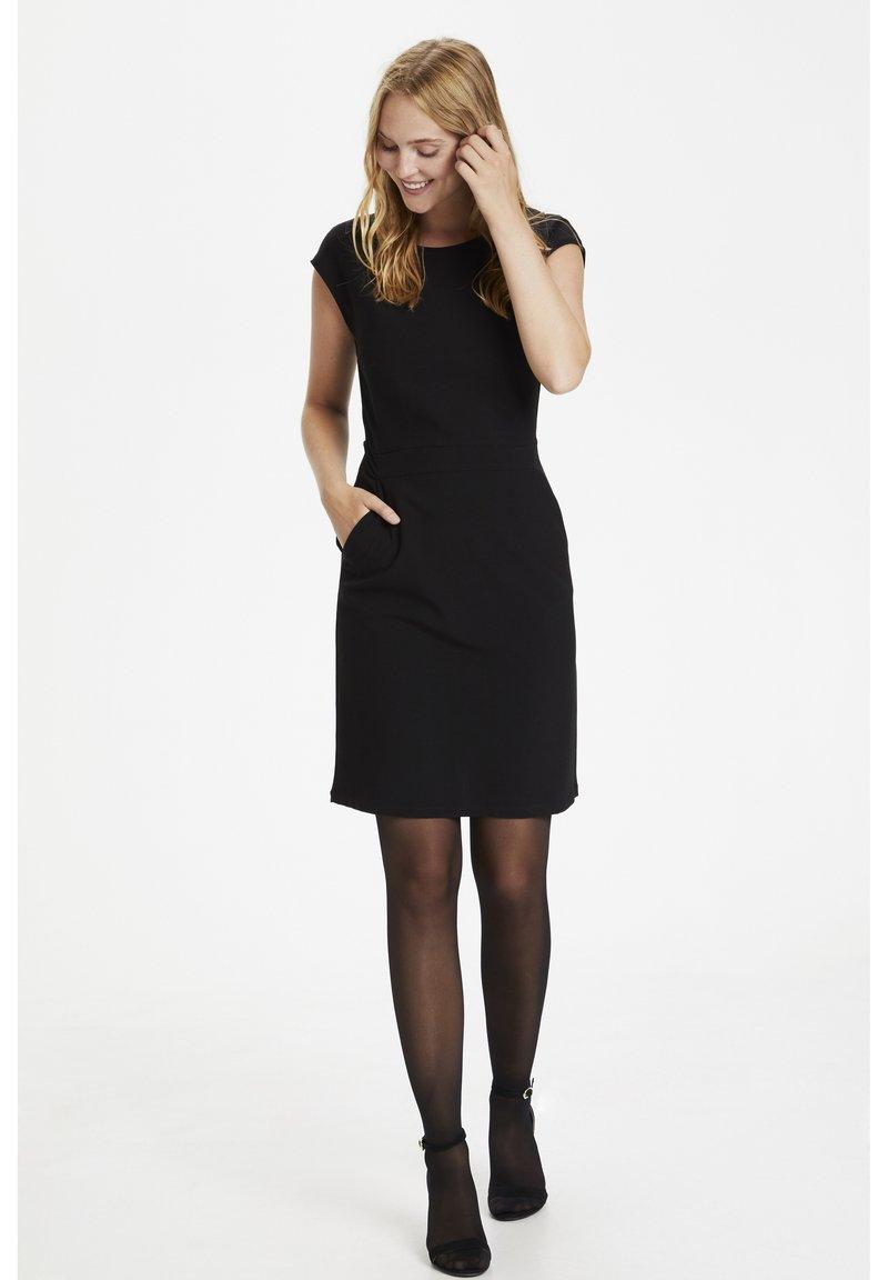 Culture - Shift dress - black