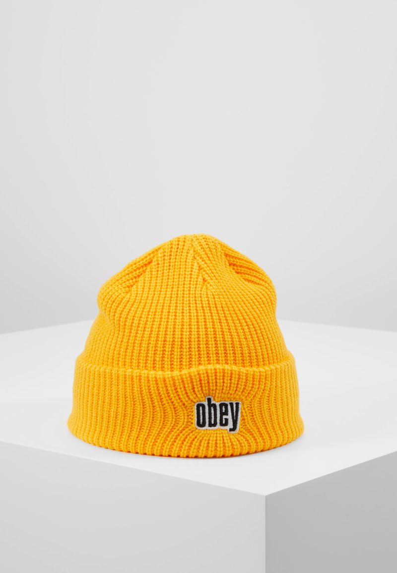Obey Clothing - JUNGLE BEANIE - Lue - golden palm