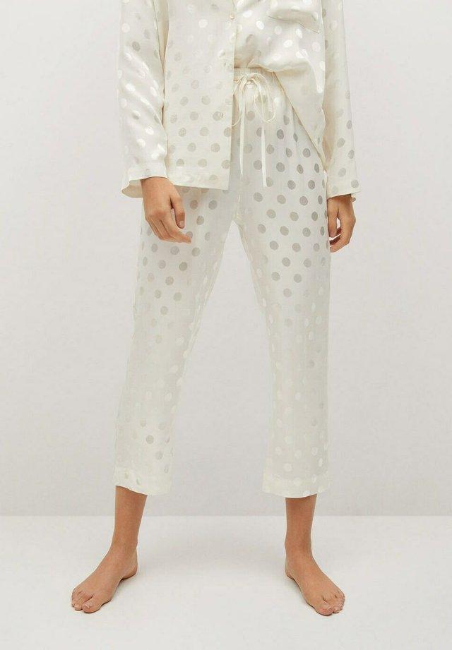 NIT-I - Pyjamabroek - wit