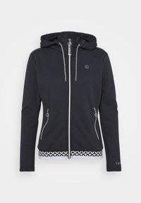Luhta - ALITALO - Zip-up hoodie - dark blue - 0
