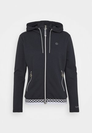 ALITALO - Zip-up hoodie - dark blue