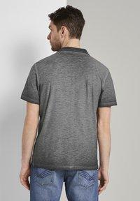 TOM TAILOR - Polo shirt - phanton dark grey - 2