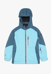 Color Kids - SMILLA PADDED JACKET - Ski jacket - diving - 0