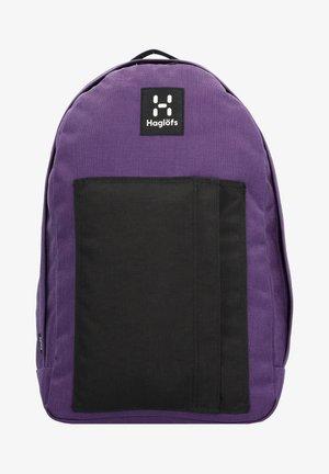 Rucksack - purple rain/true black