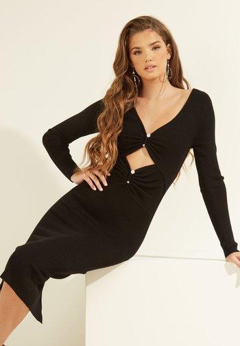 Jumper dress - zwart