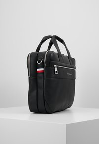 Tommy Hilfiger - NOVELTY MIX WORKBAG - Aktovka - black - 3