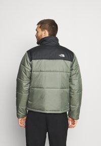 The North Face - SAIKURU JACKET - Winter jacket - olive - 2