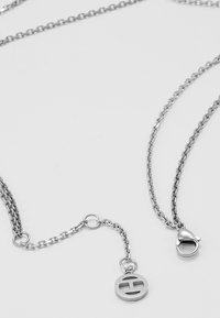 Tommy Hilfiger - CASUAL CORE - Necklace - silver-coloured