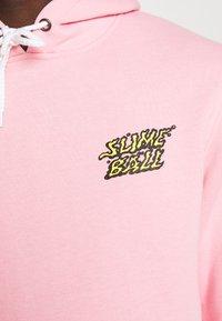 Santa Cruz - VOMIT HOOD UNISEX - Hoodie - pink - 6