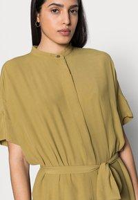 Esprit Collection - DRESS - Maxi dress - olive - 3