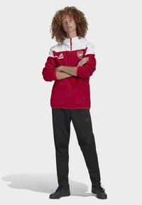 adidas Performance - Z.N.E. ARSENAL FC SPORTS FOOTBALL JACKET - Träningsjacka - actmar/white - 1