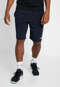 adidas Performance - Sports shorts - legend ink - 0