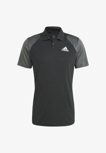 CLUB POLO TENNIS AEROREADY PRIMEGREEN REGULAR SHIRT - Poloshirt - black