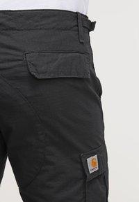 Carhartt WIP - AVIATION COLUMBIA - Shorts - black - 5