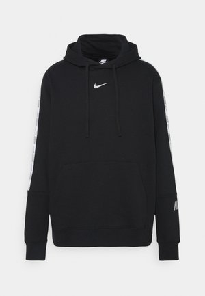 REPEAT HOODIE  - Jersey con capucha - black