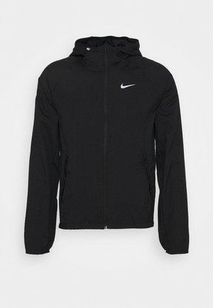 Běžecká bunda - black