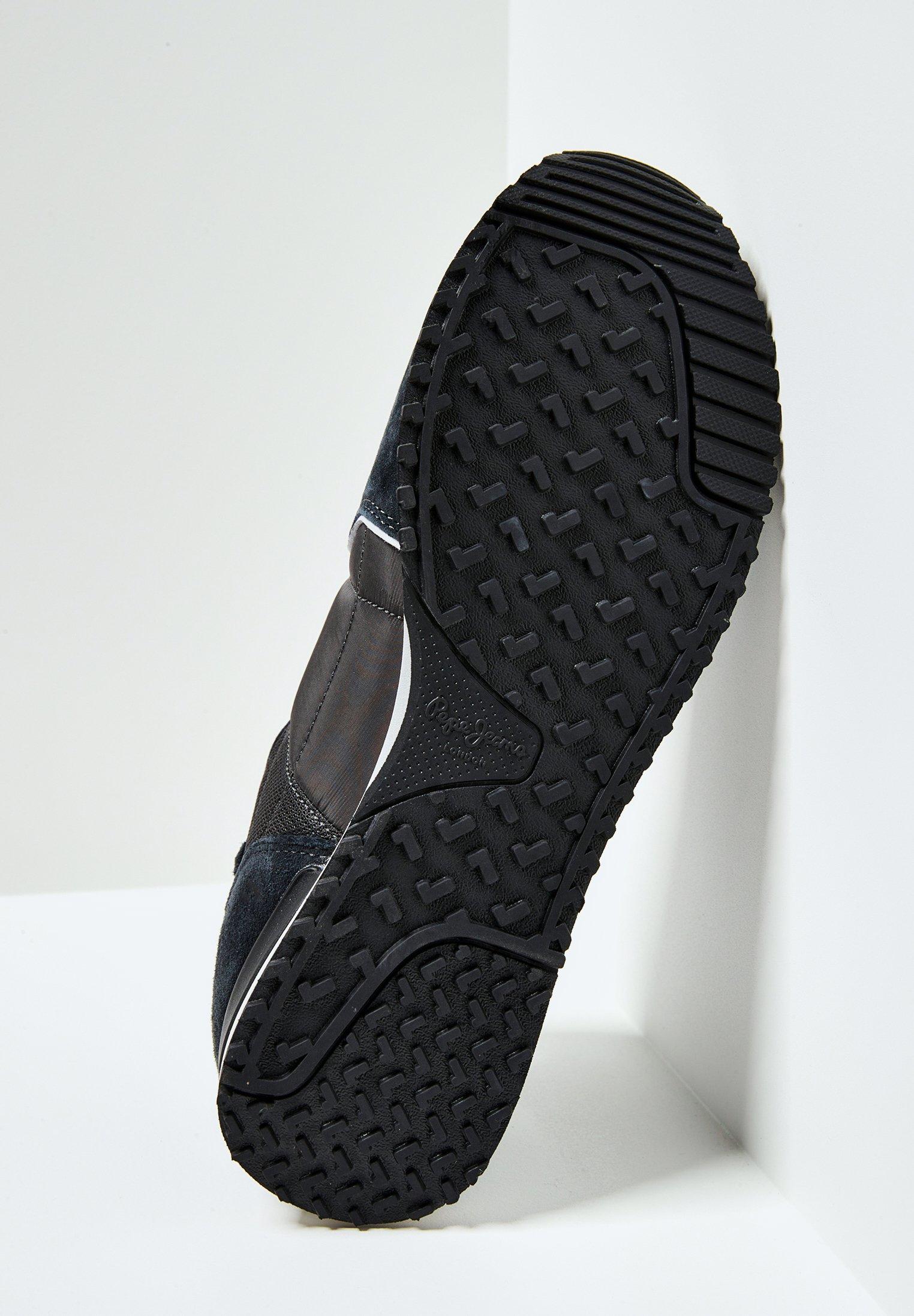 Pepe Jeans TINKER CITY - Snörskor - anthracite/mörkgrå - Herrskor w7er4