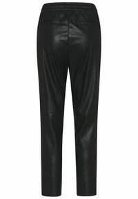 Cinque - CISOLA - Leather trousers - schwarz - 1