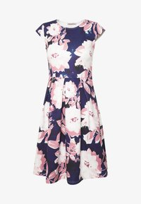 Anna Field Petite - Cocktail dress / Party dress - dark blue/rose - 4