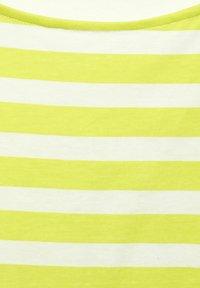 Cecil - Print T-shirt - gelb - 4
