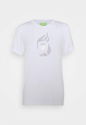 T-SILY-R1 - Print T-shirt - white