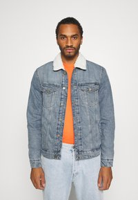 Only & Sons - ONSLOUIS LIFE  - Cowboyjakker - blue denim - 0