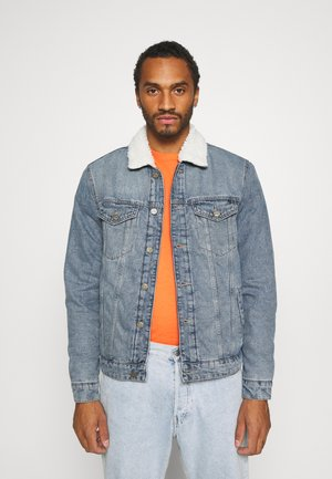 ONSLOUIS LIFE  - Denim jacket - blue denim
