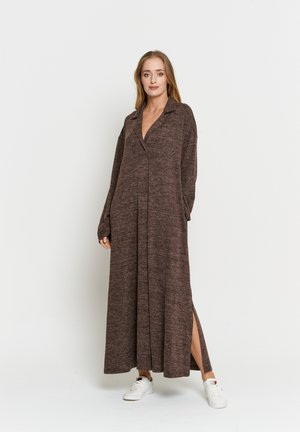 CLARICE - Maxi dress - braun