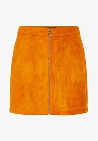 Vero Moda - A-line skirt - honey ginger - 4
