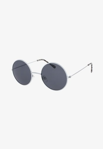 MAVERICK - Sunglasses - silver-coloured