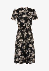 Vive Maria - TROPICAL ASIAN - Jumper dress - schwarz allover - 6