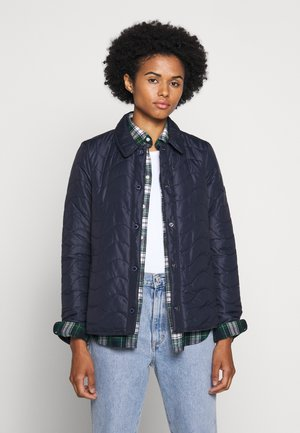 ALBATROSS QUILT - Light jacket - navy