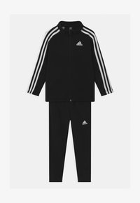 adidas Performance - SET UNISEX - Tracksuit - black - 0