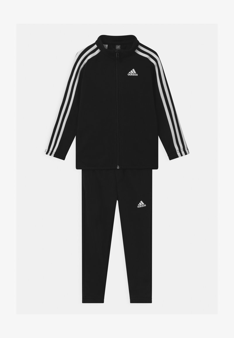 adidas Performance - SET UNISEX - Tracksuit - black