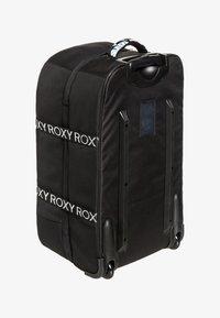 Roxy - ROXY™ IN THE CLOUDS 87L - GROSSER NEOPREN-KOFFER MIT ROLLEN ERJBL - Wheeled suitcase - true black story of sunshine - 1