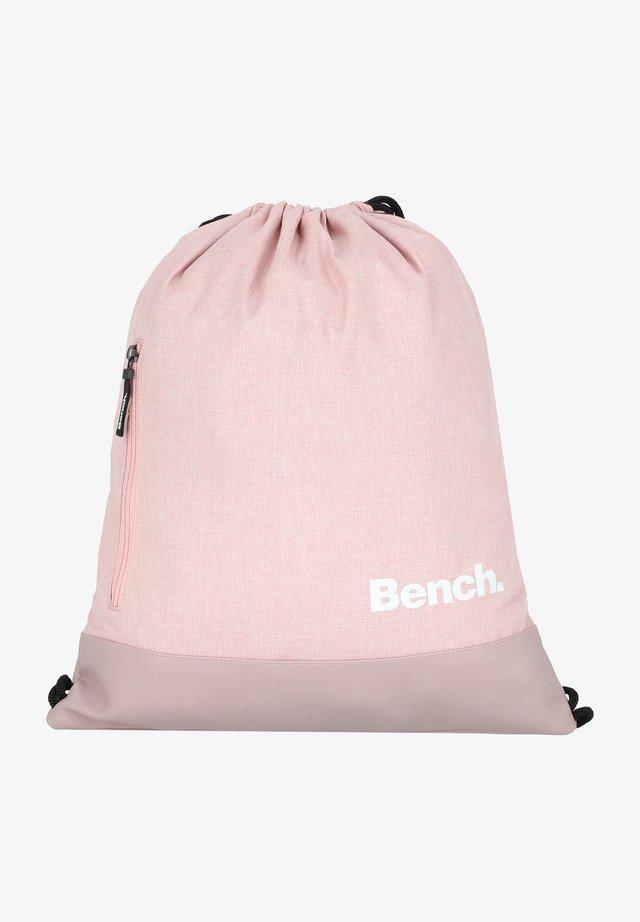 CLASSIC  - Drawstring sports bag - altrosa