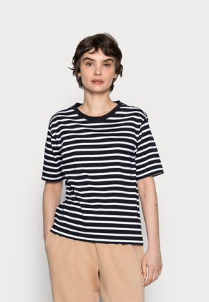 COOL RELAXED - Print T-shirt - blue