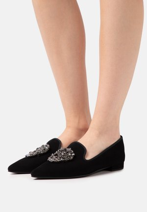 ANGELIS - Slippers - black